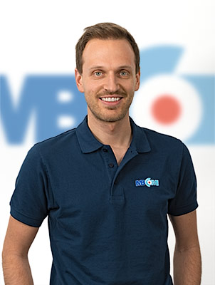 Mitarbeiterfoto A. Angerer MBCOM IT-Systemhaus
