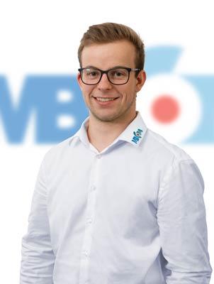 Mitarbeiterfoto A. Punz MBCOM IT-Systemhaus