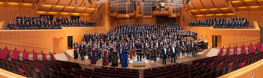 Chor und Orchester der Musikakademie der Studienstiftung des deutschen Volkes
