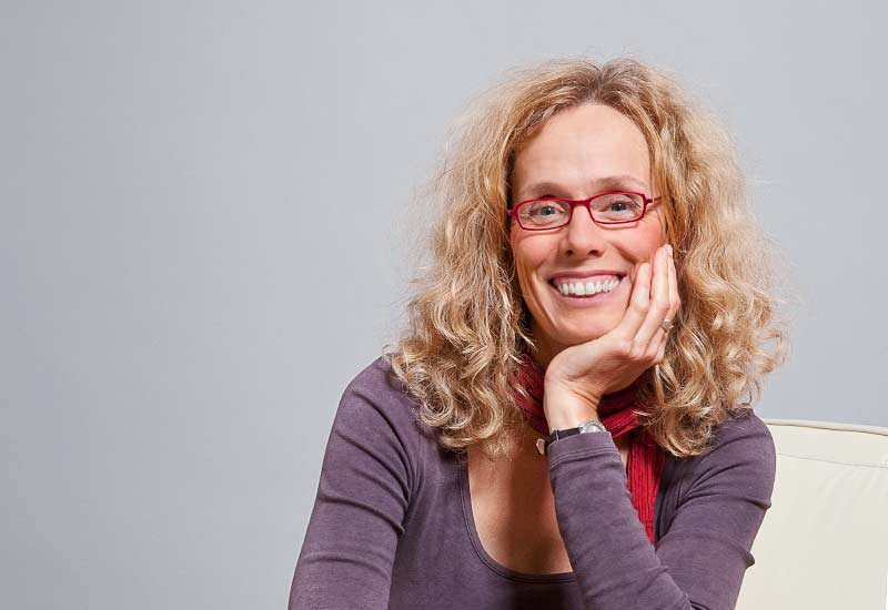 Portrait der Illustratorin Susanne Leontine Schmidt von yourbestpicture